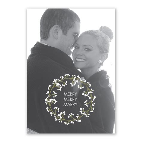 Wedding Save The Date by Wedding Wreath Card Save The Date Invitations By