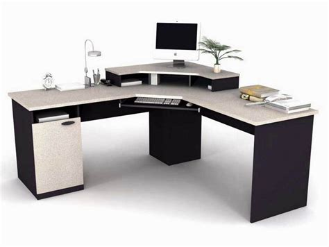 Corner Desks With Drawers Bedroom Corner Desk Home Office Black Corner Desk With Drawers Inexpensive Desks Space