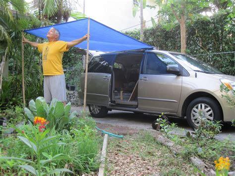 Cheap Caravan Porch Awnings The Grove Guy Minivan Conversion