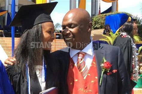 Global Executive Mba Usiu Kenya by Zahra Moi Graduates Magna Laude From Usiu Kenya