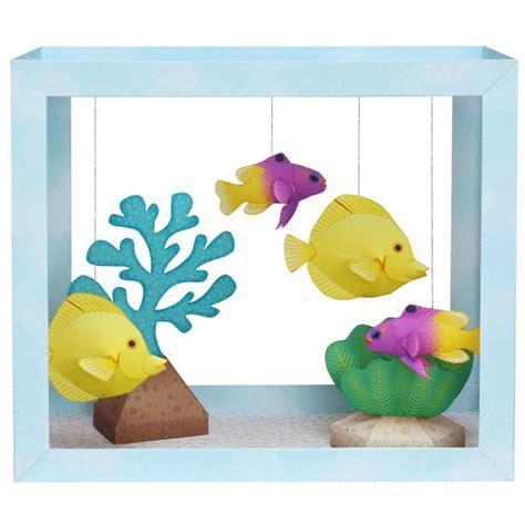 como hacer una pesera de carton muy bonita 7 manualidades infantiles inspiradas en el mar decopeques