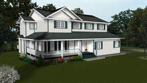2 Story Colonial House Plans 2 Story Country House Plans Viewing Gallery