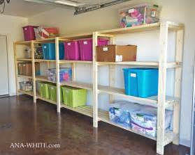 storage shelves for garages 35 diy garage storage ideas to help you reinvent your