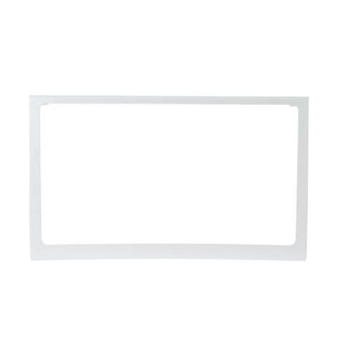 general electric wr71x10995 refrigerator shelf frame