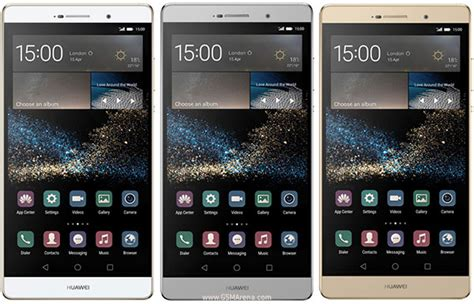 Hp Android Huawei P8 huawei p8max pictures official photos