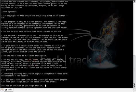 tutorial linux hack hashcode cracking using hashcat backtrack 4 tutorials