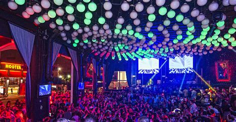 best clubs in cancun mexico