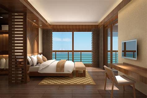3d max bedroom ocean view bedroom 100 3d model cgtrader