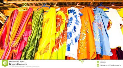 beautifull batik clothing stock images image