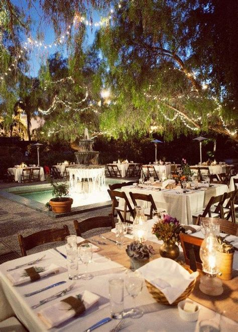 cute backyard wedding ideas cute outdoor wedding ideas wedding ideas pinterest