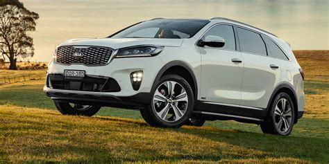 kia suv price 2018 kia sorento pricing and specs photos