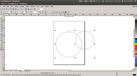 membuat logo apple tutorial coreldraw cara membuat logo apple