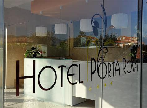 hotel porta rosa ascea hotel porta rosa ascea viamichelin informatie en
