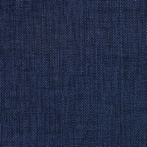 indigo solid textured indoor upholstery fabric by the yard