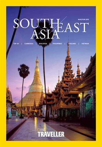 national geographic traveller uk magazine southeast