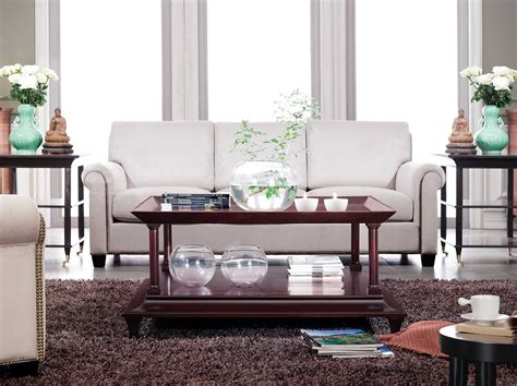 how to decorate a square coffee table home design