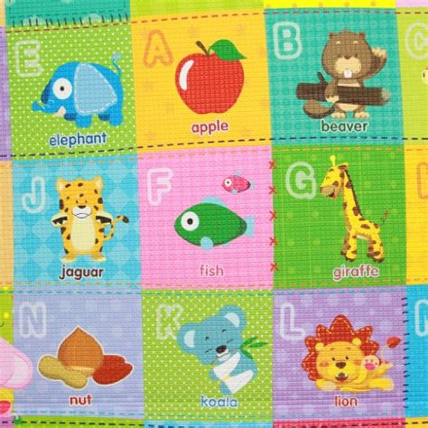 baby care play mat child toddler pingko friends large