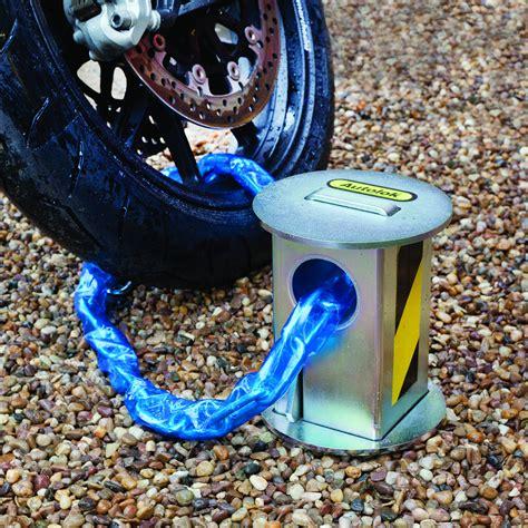 Autolok Motor Cycle Ground Anchor  Extra Heavy Duty