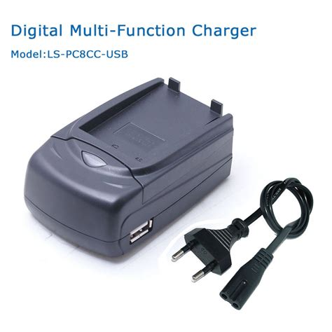 Multi Socket Car Charger With Usb Port by Lvsun Multi Function Digital Camcorder Battery Car