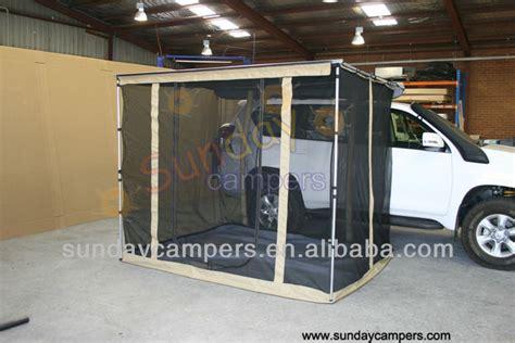 side awnings for vans cer trailer pop up tent van awnings buy cer