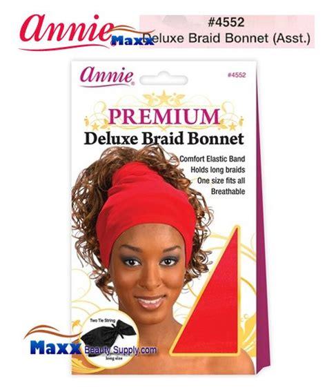 braid in bonnet hair dryer annie premium deluxe women 4552 braid bonnet assort