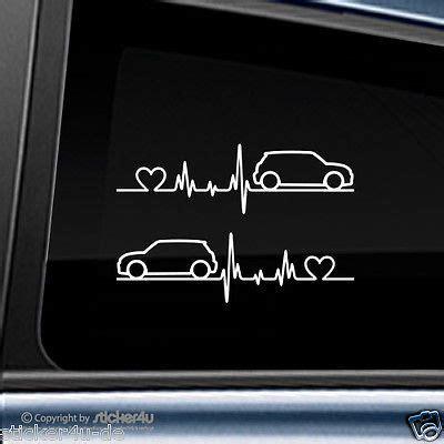Bmw Herzschlag Aufkleber by 107 Besten Mini Bilder Auf Pinterest Wohnwagen Autos