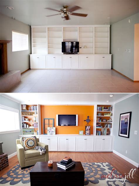 room before and after family room before after phoenix scottsdale