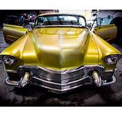 Travis Barkers Custom 54 Cadillac  Celebrity Cars Blog