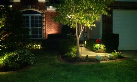 low wattage landscape lights led light design appealing led low voltage landscape