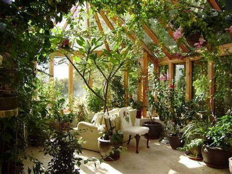 indoor garden solarium greenhouse conservatorygreenhouse