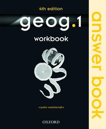 geog 1 workbook geog123 4th 0198393059 geog 1 workbook answer book oxford university press