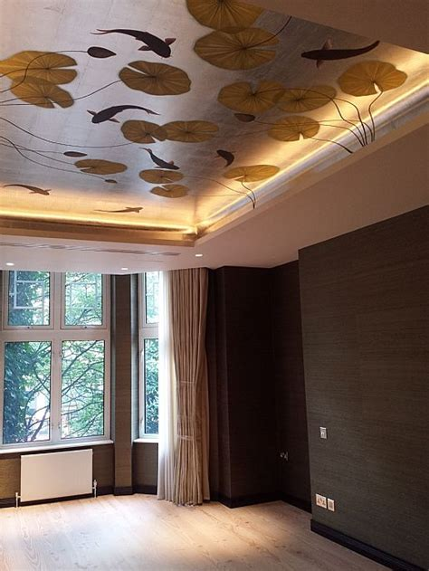 Ceiling Der by 25 Best Ideas About Ceiling Murals On Ceiling