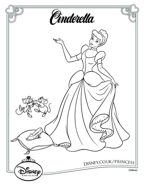 Print It Www Princess Coloring Pictures