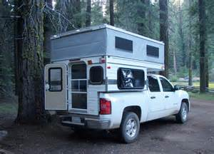 pop up 5 8 shorter bed four wheel cers low