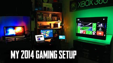 love  xbox setup   ultimate gaming setup room