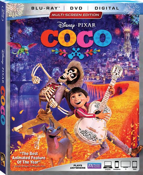 coco movie disney disney pixar s coco home release info nothing but geek