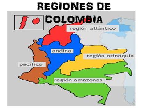 imagenes regiones naturales de colombia las regiones de colombia