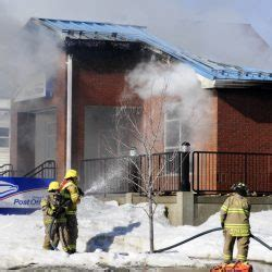 Winthrop Maine Post Office by Destroys Winthrop Post Office Raising Worries About