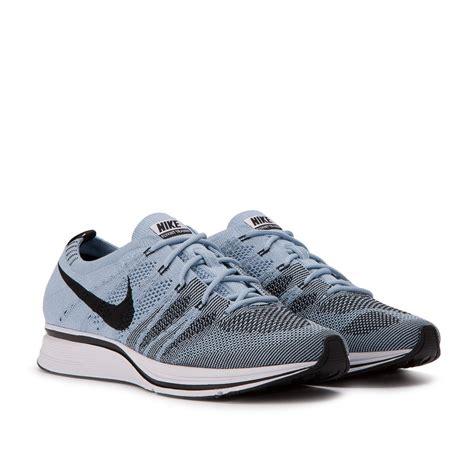 Nike Flayknit Black Blue nike flyknit trainer cirrus blue black ah8396 400