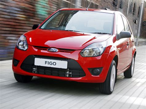 ford figo  trend overview price