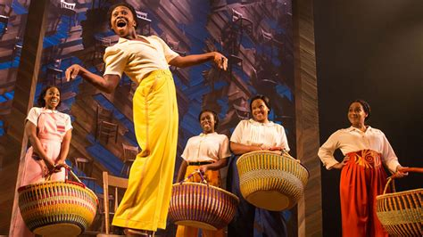 the color purple musical reviews quot the color purple quot musical at the fisher theatre november