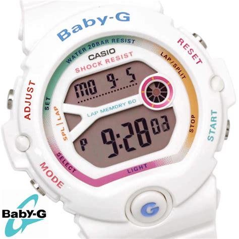 Casio Baby G Bg 6903 7c 楽天市場 baby g 腕時計 レディース カシオ casio ベビージー デジタル フォー ランニング bg