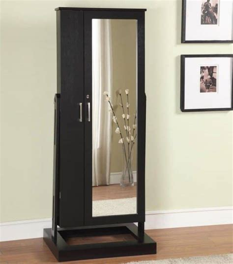 free standing armoire free standing jewelry armoires useful jewelry armoires