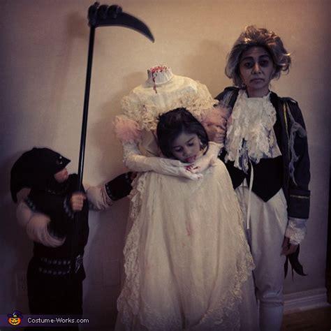 marie antoinette  executioner  louis xvi halloween