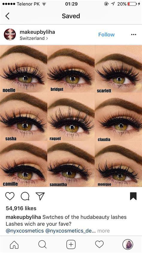 Huda beauty lashes   That mask you put on yo face   Lashes