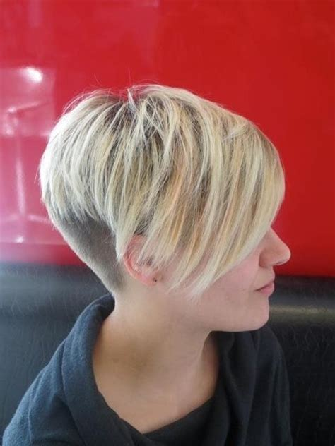 extremely short in back with bangs 11 best short hair with bangs popular haircuts