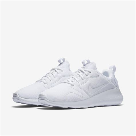 Nike Kaishirun Original nike mens kaishi 2 0 running shoes white fitnessnuts