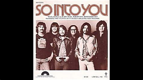 Atlanta Rhythm Section So Into You Original Youtube