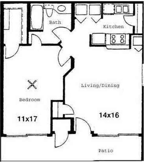 fau floor plan boca raton apartment fau rental br305 1 bedroom floor plans