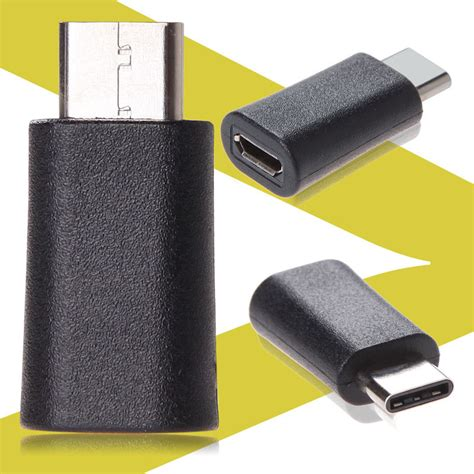 Converter Usb Type C To Micro Usb 20 Sync Charge 20cm high quality usb 3 1 type c to micro usb
